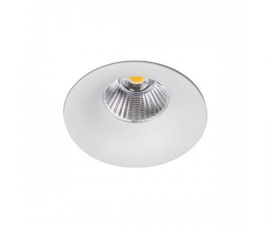 Įleidžiamas šviestuvas LUXO LED 8W 3000K Ø85 MM 200mA baltas
