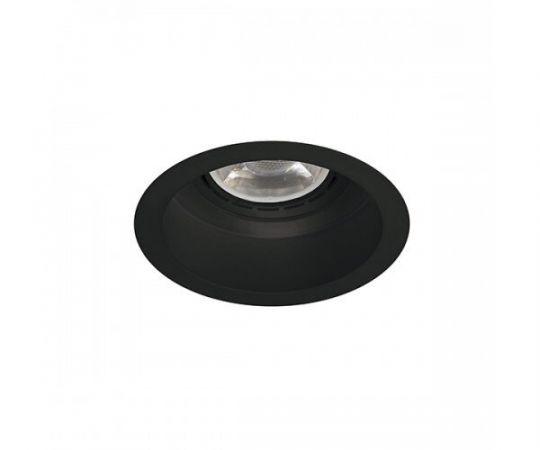 Įleidžiamas šviestuvas SUN BLACK TEXTURADO NO INCLUIDA MAX.50W Ø75 MM