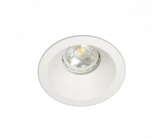 Įleidžiamas hermetinis šviestuvas DIP WHITE TEXTURADO NO INCLUIDA MAX.50W Ø86 MM