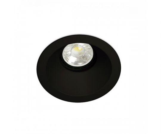 Įleidžiamas hermetinis šviestuvas DIP BLACK TEXTURADO NO INCLUIDA MAX.50W Ø86 MM