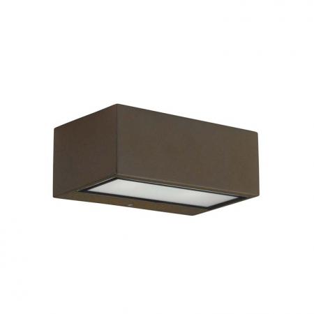 Sieninis šviestuvas Nemesis Aluminium 90*220mm